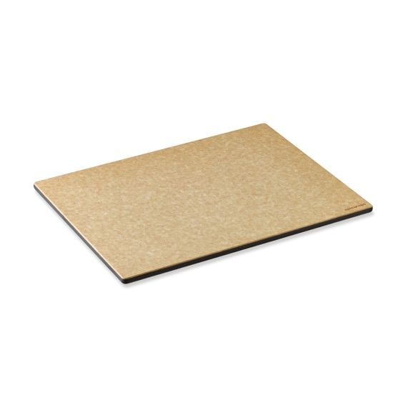 Epicurean Cutting Boards - I have 3 sizes. They go right in the dishwasher and last forever.