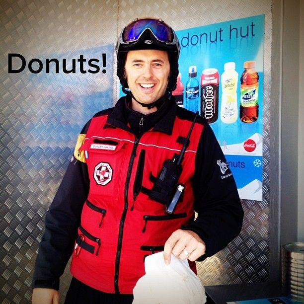 Donuts! #ski #skiaustralia #thredbo #thredboresort