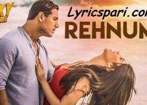 Rehnuma Song Lyrics – Rocky Handsome