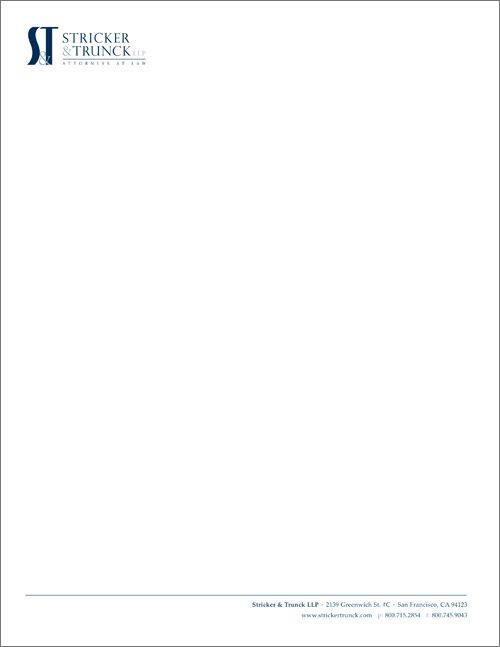 Best Letterhead Images On   Letterhead Graph Design