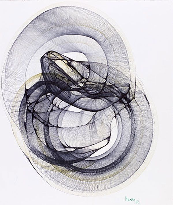 Desmond Paul Henry | Computer Art | bumbumbum