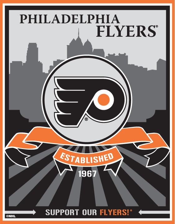 Philadelphia Flyers Speakman