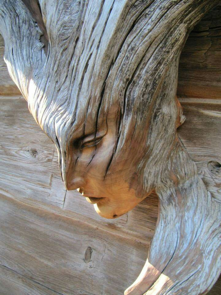 how to make wood art