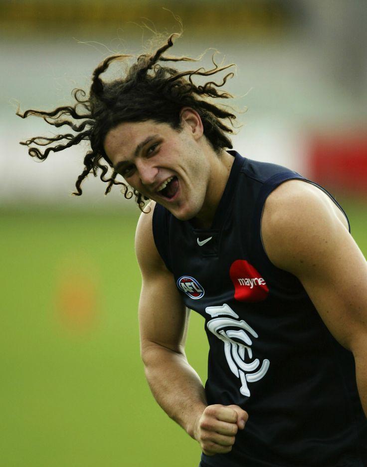 Fev's dreads. (Photo: AFL Photos)