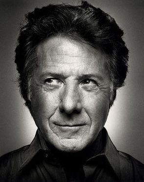 Dustin Hoffman: I once had a dream that we were friends. I was 7. Top that for unusual and precocious.