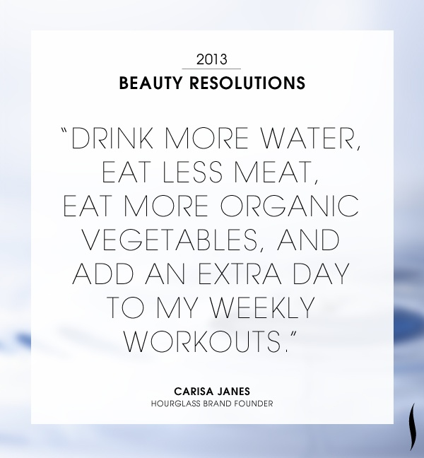 Our #2013 Beauty #Resolutions. What are yours? #NewYears #Sephora
