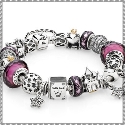 pandora fairy tail charms