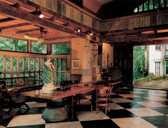 Sri Lanka Style Tropical Design And Architecture