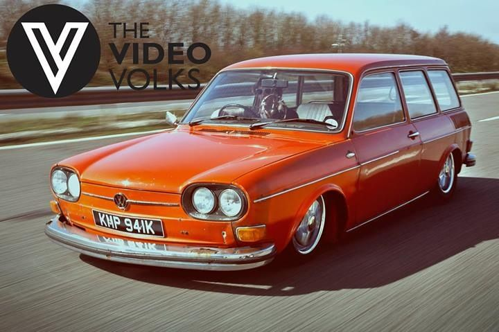 Volkswagen 411 slammed | auto -- vw notch/square back | Pinterest | Slammed and Volkswagen