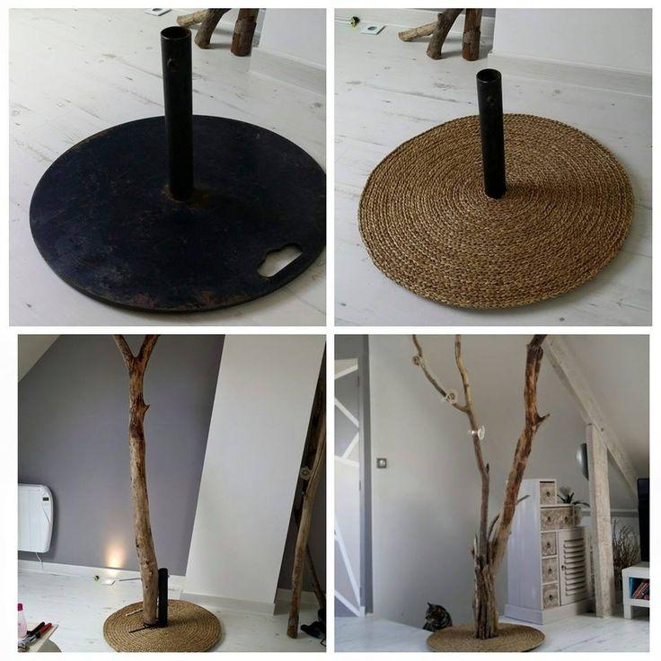 17 meilleures id es propos de lampe en bois sur. Black Bedroom Furniture Sets. Home Design Ideas