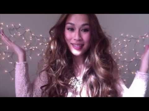 Victoria Secret Curls || Rusk Engineering Curl Freak Demo & Review - YouTube