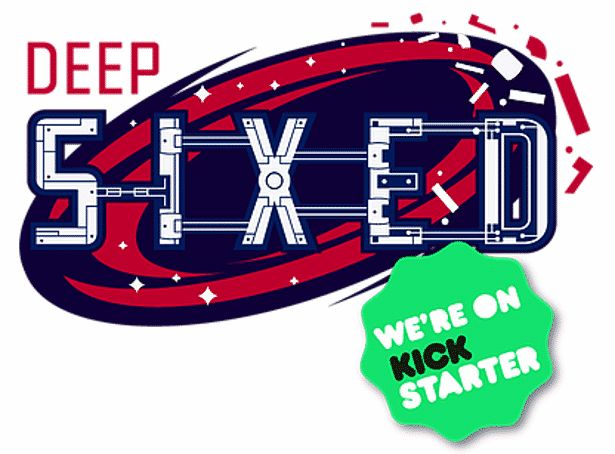 Deep Sixed a duct tape strategy on Kickstarter -  Recently released Deep Sixed brings #space exploration strategy to #Kickstarter. Hence the #games coined a suicide mission to explore a massive nebula on Linux, Mac and Windows PC. Hence using duct tape and your ingenuity to live another day. While currently being developed by Little Red Dog... https://wp.me/p7qsja-dPd, #DeepSixed, #Kickstarter, #LittleRedDogGames, #Mac, #Pc, #Space, #Strategy