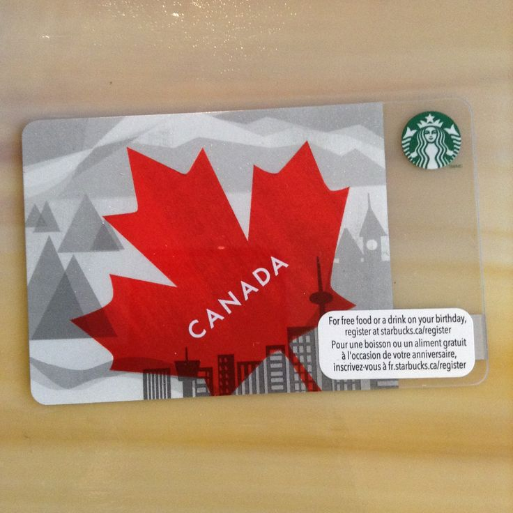 Released in 2013 featuring the Canadian Maple leaf as featured on the Canadian Flag. This card was released in Canada only. This card ships with a $0.00 balance.    Please feel free to contact us via SPREESY if you have any questions or concerns. | Shop this product here: spreesy.com/mysbuxcollection/79 | Shop all of our products at http://spreesy.com/mysbuxcollection    | Pinterest selling powered by Spreesy.com