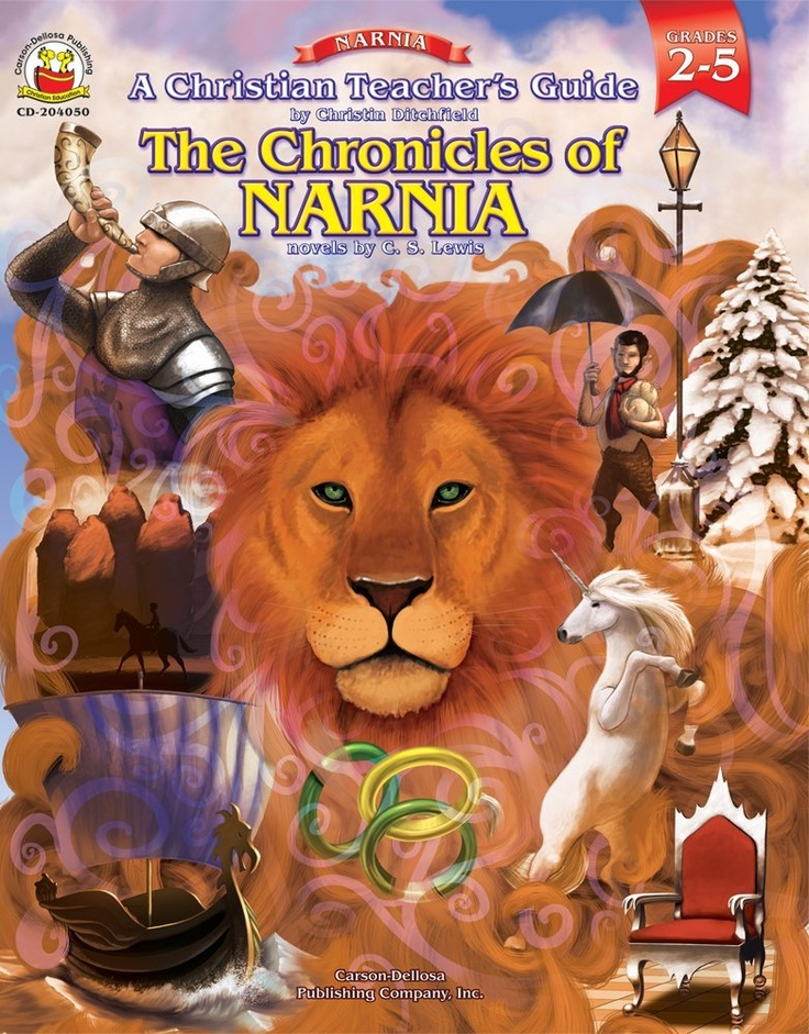 the chronicles of narnia book report C s lewis, who wrote the narnia books, and jrr tolkien, who wrote the  of  narnia: the lion, the witch and the wardrobe movie review.