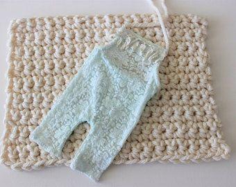 Baby Lace Romper Newborn lace romper Newborn by DimeaDaisieetoo