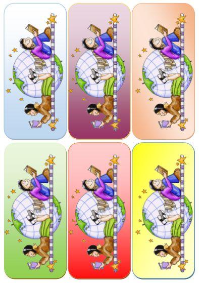 6 bokmärken