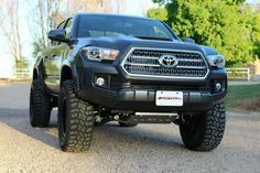 Lifted 2016 Tacoma with Toytec