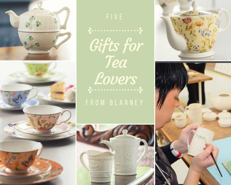 Treat A Tea Lover with These 5 Teariffic Gifts! #tea #tealover #tealoversgifts #giftideas #giftguides #teatime #blog #giftsforher #teapot #mugs #cups #teaset #china #afternoontea