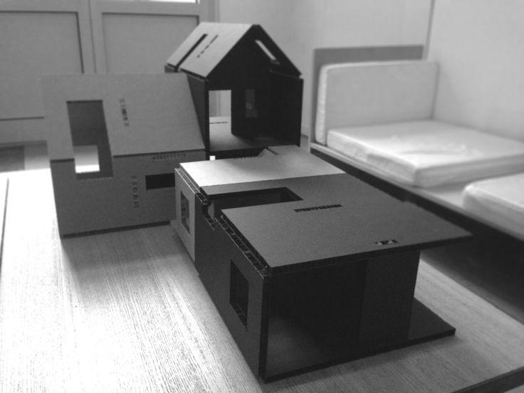 DOLL HOUSE / Prototipe / Design by Valerio Campisi © 2018 ITEMLAB
