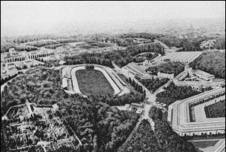 Olympic Stadium Paris 1900