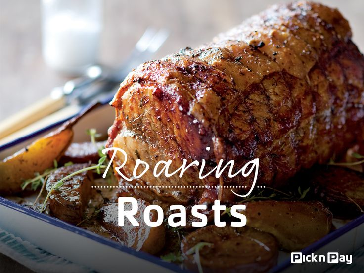 Take our word for it, this is the ultimate Sunday Roast! ✿✿ #DailyDish