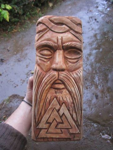 Odin - Tallados Irminsul