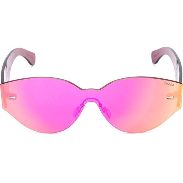 Retrosuperfuture Tuttolente Drew Mama Sunglasses ($211) ❤ liked on Polyvore featuring accessories, eyewear, sunglasses, retrosuperfuture, oval sunglasses, acetate glasses, retrosuperfuture sunglasses and oval glasses