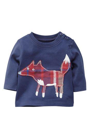 Mini Boden Critter T Shirt