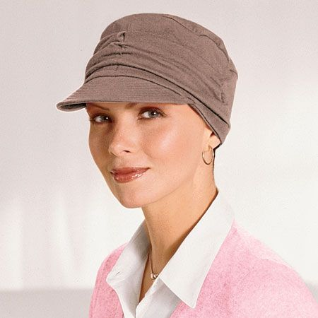 Cotton Hats, Chemo Hats, Cancer Hats, Headwear For Cancer Patients, Cancer Patients Hats - TLC