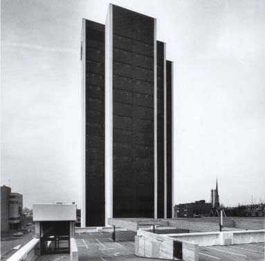 Maaskant - Het Adriaan Volkerthuis (Rotterdam) 1968-1974