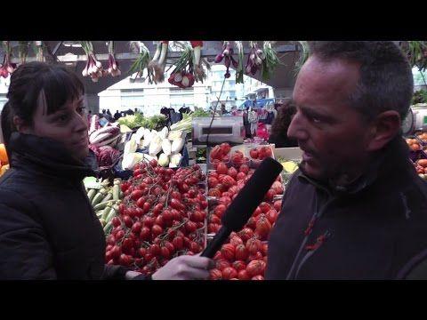 Scanderebech candidata in comune per il PD al mercato Don Grioli Torino. Oggi ho sfidato la pioggia e ho scelto il mercato coperto Don Grioli per dare la voce alla gente tramite le interviste di #IoTiAscolto