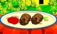 Bolinhos de concha fritos