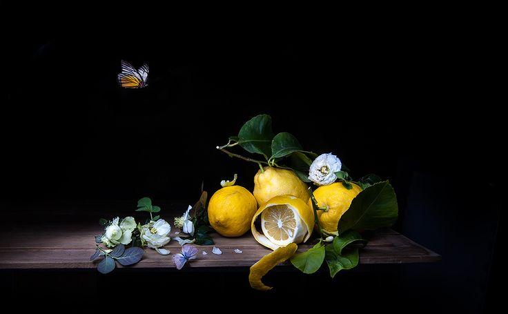 still life, caravaggio, lemmon, natura morta Simona Rizzo Photography | Fotografa matrimoni, still life, food, people, children