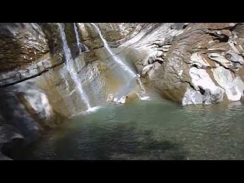 VIDEO Turul cascadelor din judeţul Buzău, terapie prin frumos şi relaxare   adevarul.ro