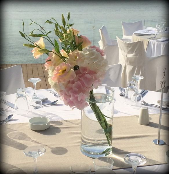 GREEK WEDDING FLOWERS : ROSETTA EVENTI WEDDINGS