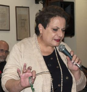 CLAUDIA IANDOLO