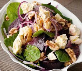 Rokalı Pancar Salatası