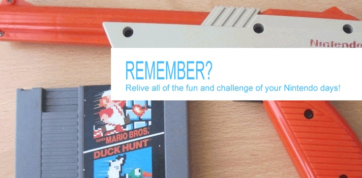 Duck Hunt App, relieve all the fun and challenge of nintendo days with this great app! http://www.1tucan.com/duck-hunt-app.php