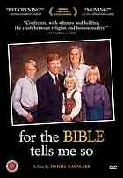 For the Bible Tells Me So [DVD]