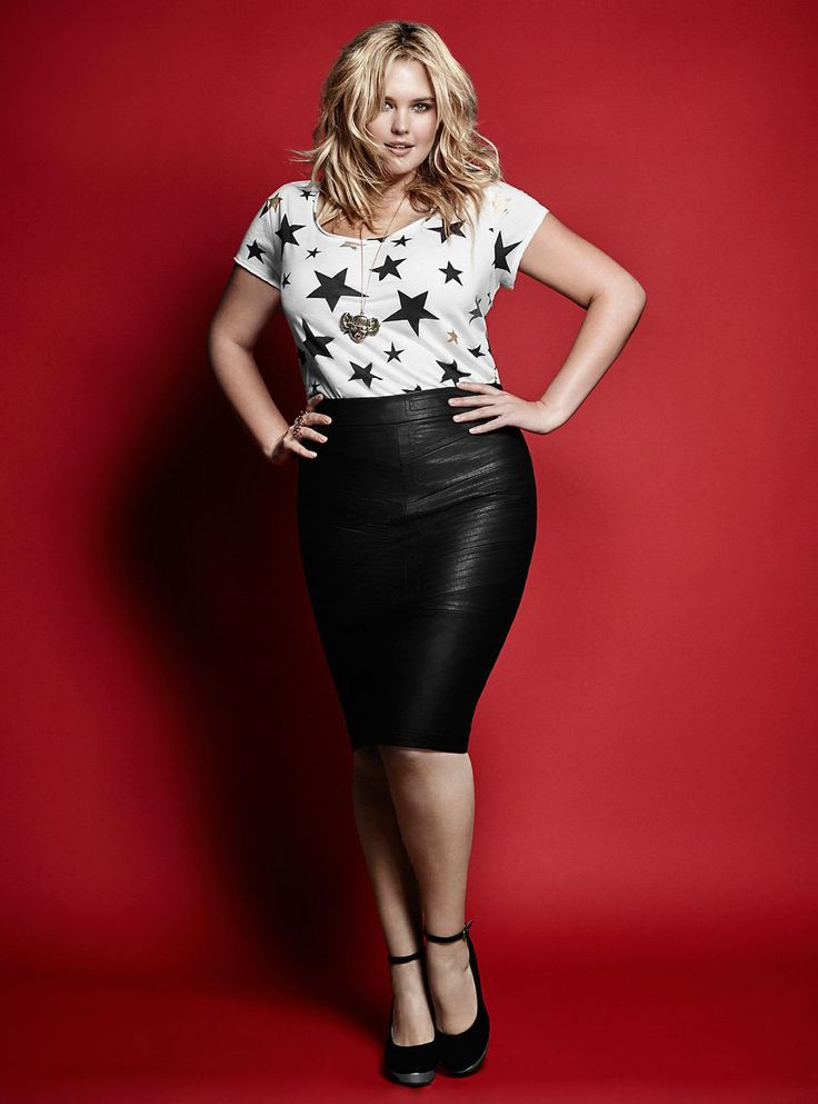 Photo: Courtesy of Torrid. #refinery29 http://www.refinery29.com/2015/11/96780/rebel-wilson-torrid-collaboration#slide-2