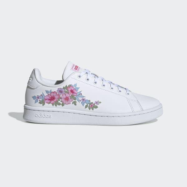 adidas FARM Rio Advantage Shoes - White