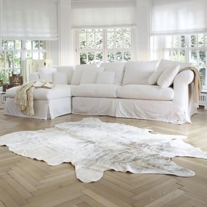 Wohnzimmer Mit Landhausmoebel Weiss Und So Gemutlich