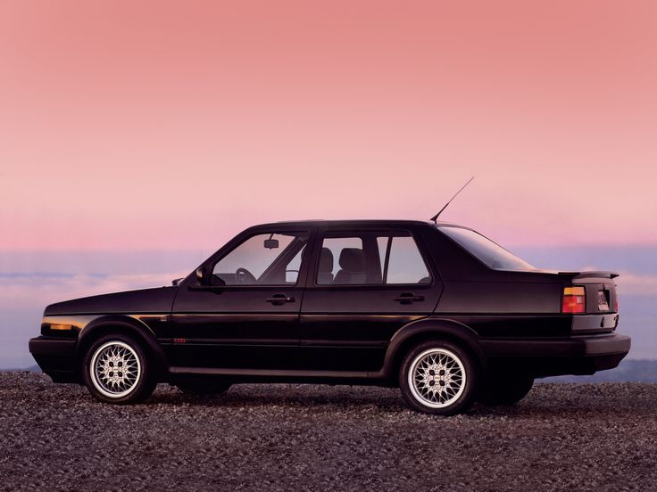 1990 Volkswagen Jetta GLI Wolfsburg Edition