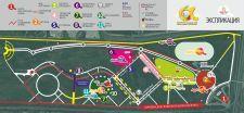 Уже в это воскресенье День города Алматы, для удобства горожан мы подготовили навигационные карты и специальный маршрут между двумя парками, где будут проходить празднования - это Парк Первого Президента (фестиваль яблок ...