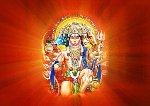 Hanuman Live Wallpaper Android Apps on Google Play