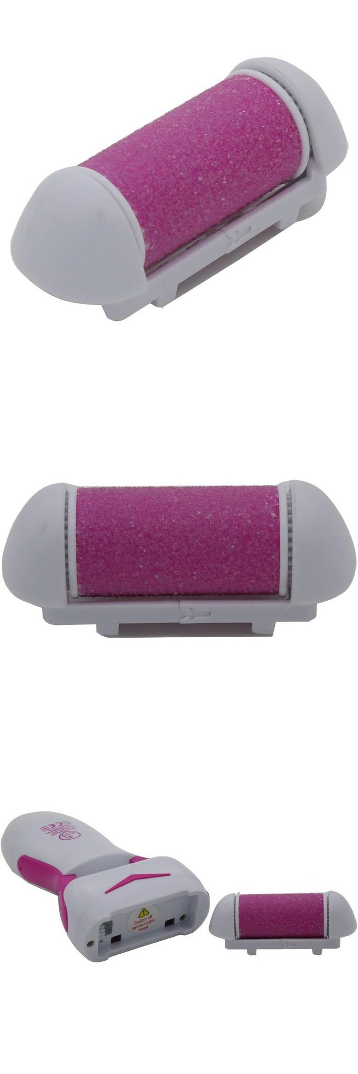 [Visit to Buy] Got Sale 1PC Roller Grinding Head Replacement KM2500 KM2501 Feet Dead Skin Smoother Pedicure Exfoliating Heel Removal Accessory #Advertisement