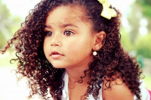 Teach your girls to love their curls!