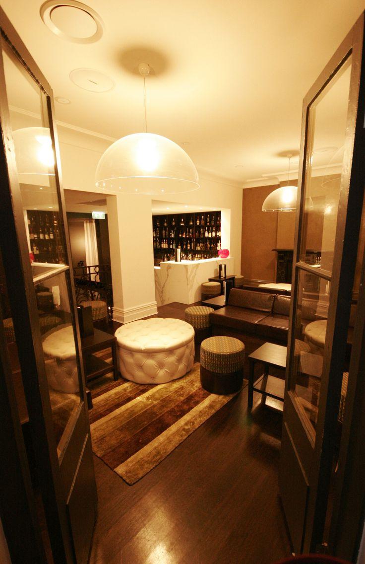Lounge Bar and Balcony.