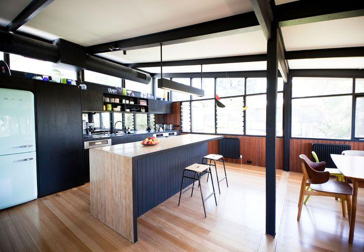 køkkenø med spiseplads - Google-søgning