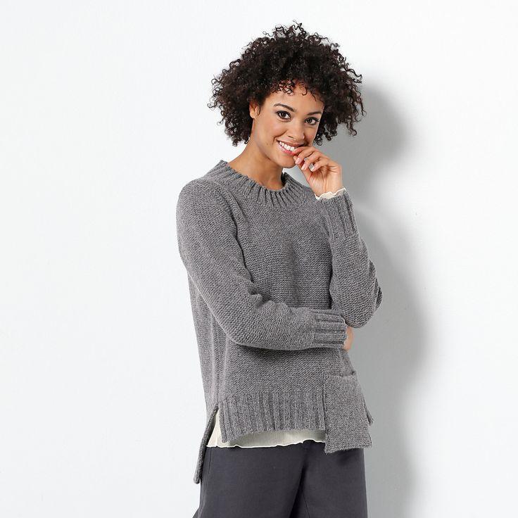 Pullover, kiezel